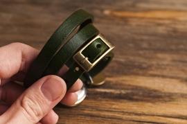 Green Leaf Armband