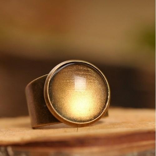 """Ring """"Moonglow"""""""