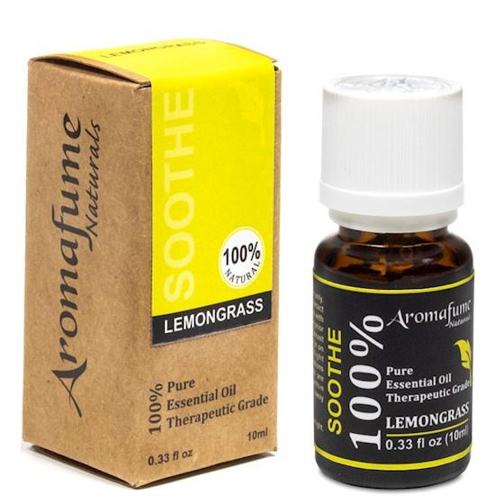 Lemongrass (Citroengras) Etherische Olie