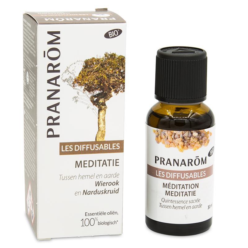 Meditatie Mix BIO 30 ml.