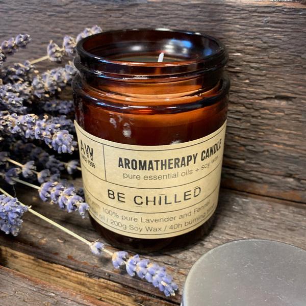 Be chilled Aromatherapie Sojakaars