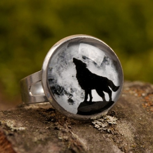 "Ring ""Wolf"""