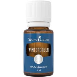 Wintergreen Olie 15 ml.