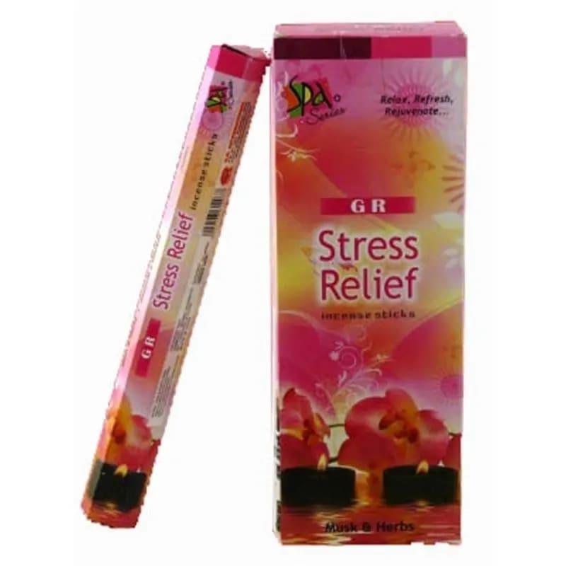 Wierook Stress Relief