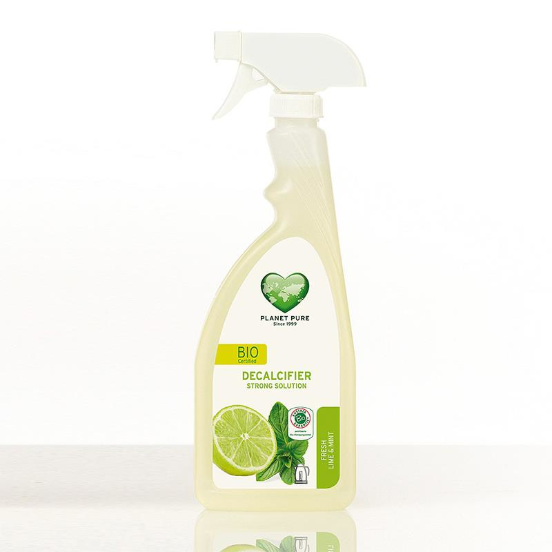 Antikalk Spray Limoen/ Mint