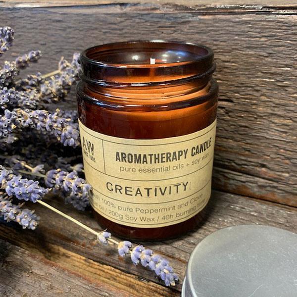 Creativity Aromatherapie Sojakaars