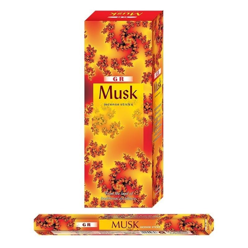Wierook Musk