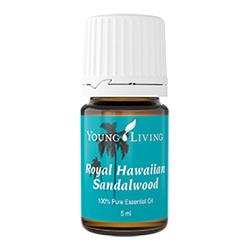 Royal Hawaiian Sandalwood Olie 5 ml.