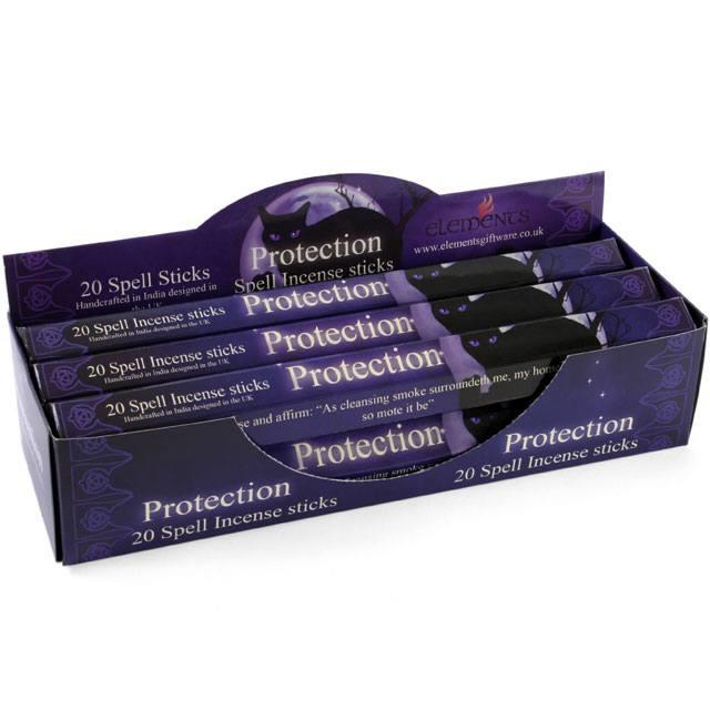 Protection Spreukwierook