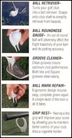All in One Golf Tool