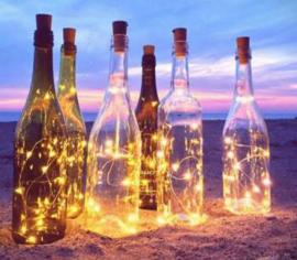 LED flessenlichtjes