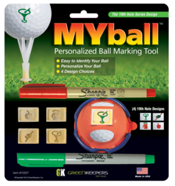 MYBall Marking Tool - Versie 19th Hole