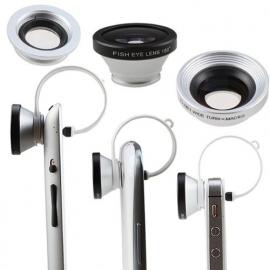 Lensjes voor smartphone