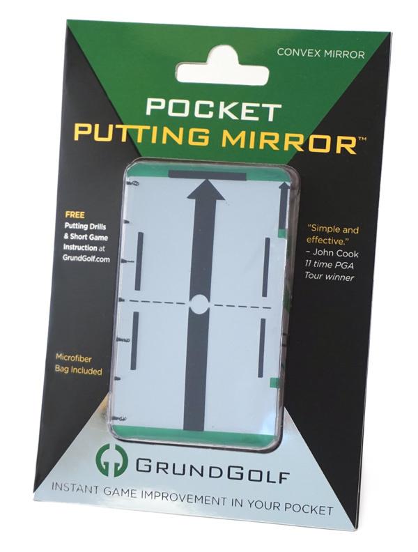 Pocket Putting Mirror