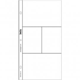 Project Life Photo Pocket Pages 12/Pkg Design H