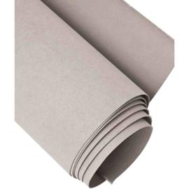 """Kraft-tex Kraft Paper Fabric 19""""X1.5yd Stone"""
