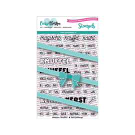 Carlijn Design Stempels Knuffel