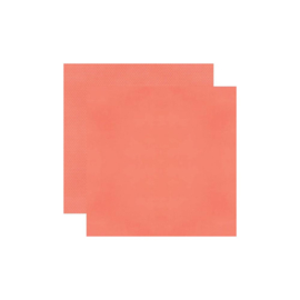 """Simple Stories Color Vibe Double-Sided Cardstock 12""""X12"""" Coral Bold"""