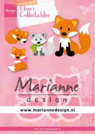 Marianne D Collectable Eline's vos COL1474