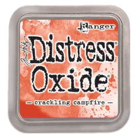 Tim Holtz Distress Oxides Ink Pad Crackling Campfire