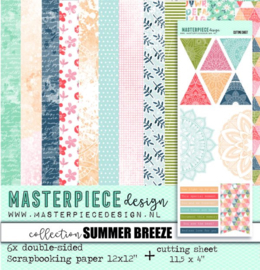 MPdesign – Scrapbooking Collection – Summer Breeze