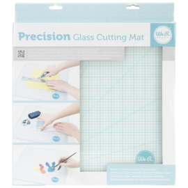 "We R Precision Glass Cutting Mat 13""X13"""