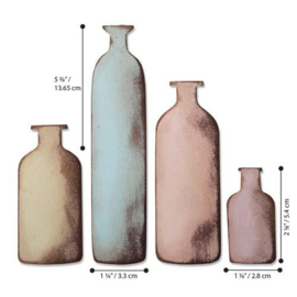 Sizzix Bigz Die - Bottled Up 664408 Tim Holtz