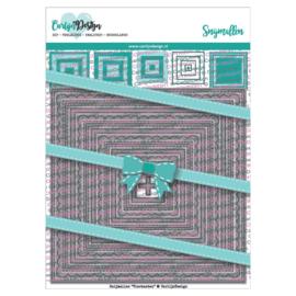 Carlijn Design Snijmallen Vierkanten