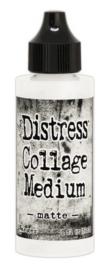 Ranger Tim Holtz Distress Collage Medium Matte 59ml Bottle TDA73031
