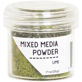 Ranger Mixed Media Powders Lime