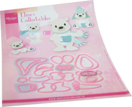 Marianne D Collectables Eline's Ijsbeer COL1502