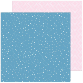 "Pinkfresh Studio My Favorite Story Double-Sided Cardstock 12""X12"" Beauty of Simplicity"