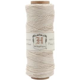 Hemptique Hemp Cord Spool 10lb cream