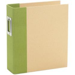"Simple Stories Sn@p! Binder 6""X8"" Green"