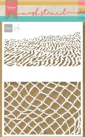 Marianne D Craft Stencil - Tiny's Strand PS8095