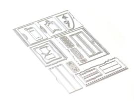Elizabeth Craft Designs Planner Essentials 21 - Note Pieces