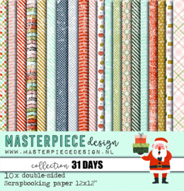 MPdesign – Scrapbooking Collection – 31 days