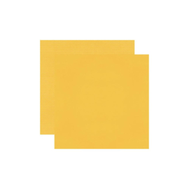 """Simple Stories Color Vibe Double-Sided Cardstock 12""""X12""""  Dandelion Bold"""