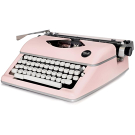 We R Typecast Typewriter pink