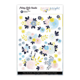 Pretty Little Studio Stickers | Simply Floral