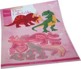 Marianne D Collectables Eline's Dinosaurus COL1499
