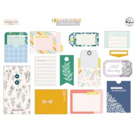 PinkFresh The Best Day Journaling Bits 14/Pkg