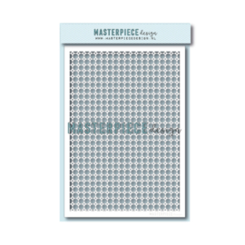 "MPdesign – A5 stencil – ""Creative circles"""