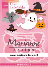Marianne D Collectable Eline's Halloween COL1473
