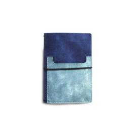 Elizabeth Craft Designs Travelers Notebook Jeans TN02