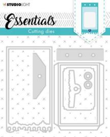 Studio Light Cutting & Emb. Die Essentials nr.11 SL-ES-CD11 Preorder