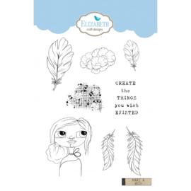 Elizabeth Craft Designs Make a Wish CS152