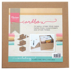 Marianne D Tools Cardbox LR0035