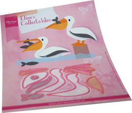 Marianne D Collectables Eline's Pelikaan COL1496