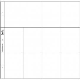 Project Life Photo Pocket Pages 12/Pkg Design F